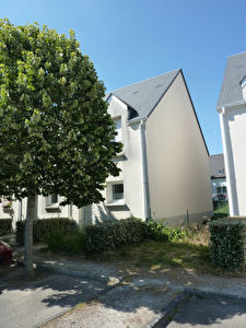 Appartement type 3 duplex 61 m2 La Chapelle Bouexic
