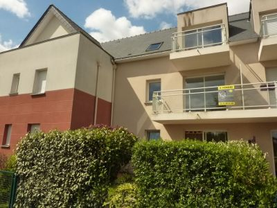 APPARTEMENT T2  A BREAL SOUS MONTFORT